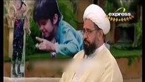 Dr Amir Liaquat Hussain bashing Nawaz Sharif and calls Narendra Modi 'Baigarat Insan