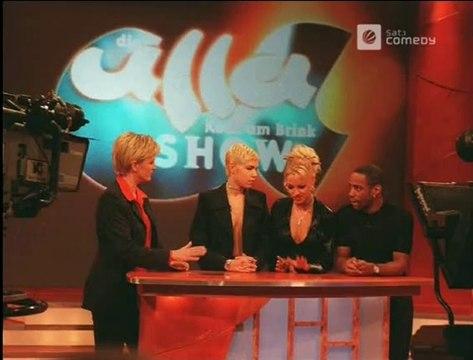 Die Harald Schmidt Show vom 27.09.2001