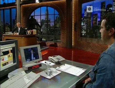 Die Harald Schmidt Show vom 05.10.2001