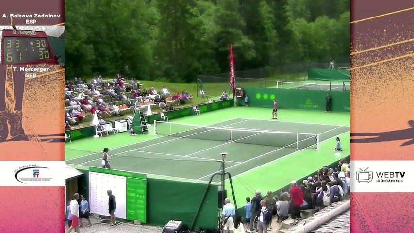 18ème Open International de Tennis Féminin en live sur Dailymotion (REPLAY)