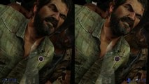 Versus : The Last of Us / The Last of Us Remastered - 30 / 60 FPS