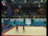 Finales - Compétitions Mondiales par Groupe d'Âge 11/16 ans de Gymnastique Acrobatique - 5 juillet 2014 - Duos Féminins, Masculins et Mixtes et Trios Féminins