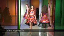 """""""PETER PILOTTO"""" Fashion Show Spring Summer 2014 London HD by Fashion Channel"""