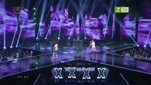 The X Factor Việt Nam - Nhân Tố Bí Ẩn Tập 13 - Nhóm Fb Boiz - Tự Tin Lên