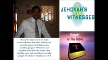 Jehovah's Witnesses Are The Witnesses of Another Gospel. Lordson Roch