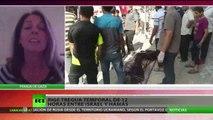 FRANJA DE GAZA - El número de las víctimas palestinas de la operación israelí en Gaza asciende a 1000