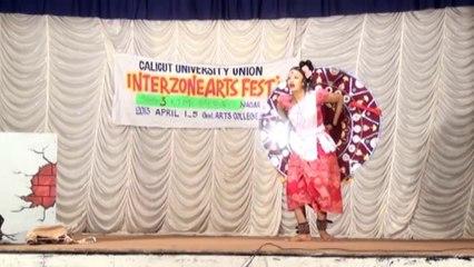 Folk Dance Girls  | Inter Zone Arts Fest