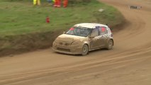 Une première pour Fabien Grosset-Janin en Rallycross Super 1600