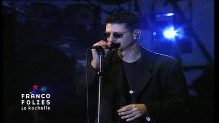 Francofolies 1993 / Etienne Daho (live)