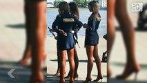 """Le fake du jour: Les policières Russes """"trop sexy"""""""