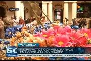 Recuerdan venezolanos a Hugo Chávez a 60 años de su natalicio