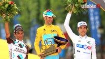 Thibaut Pinot accueilli en héros à la Française des jeux