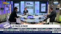 Olivier Delamarche le 28 Juillet 2014 - BFM Business