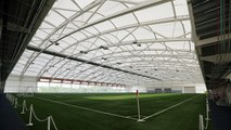 FC Barcelona team discovers St. George's Park