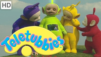 Teletubbies: My Dad's a Policeman- HD