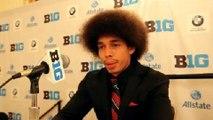 Big Ten Media Days: Nebraska WR Kenny Bell