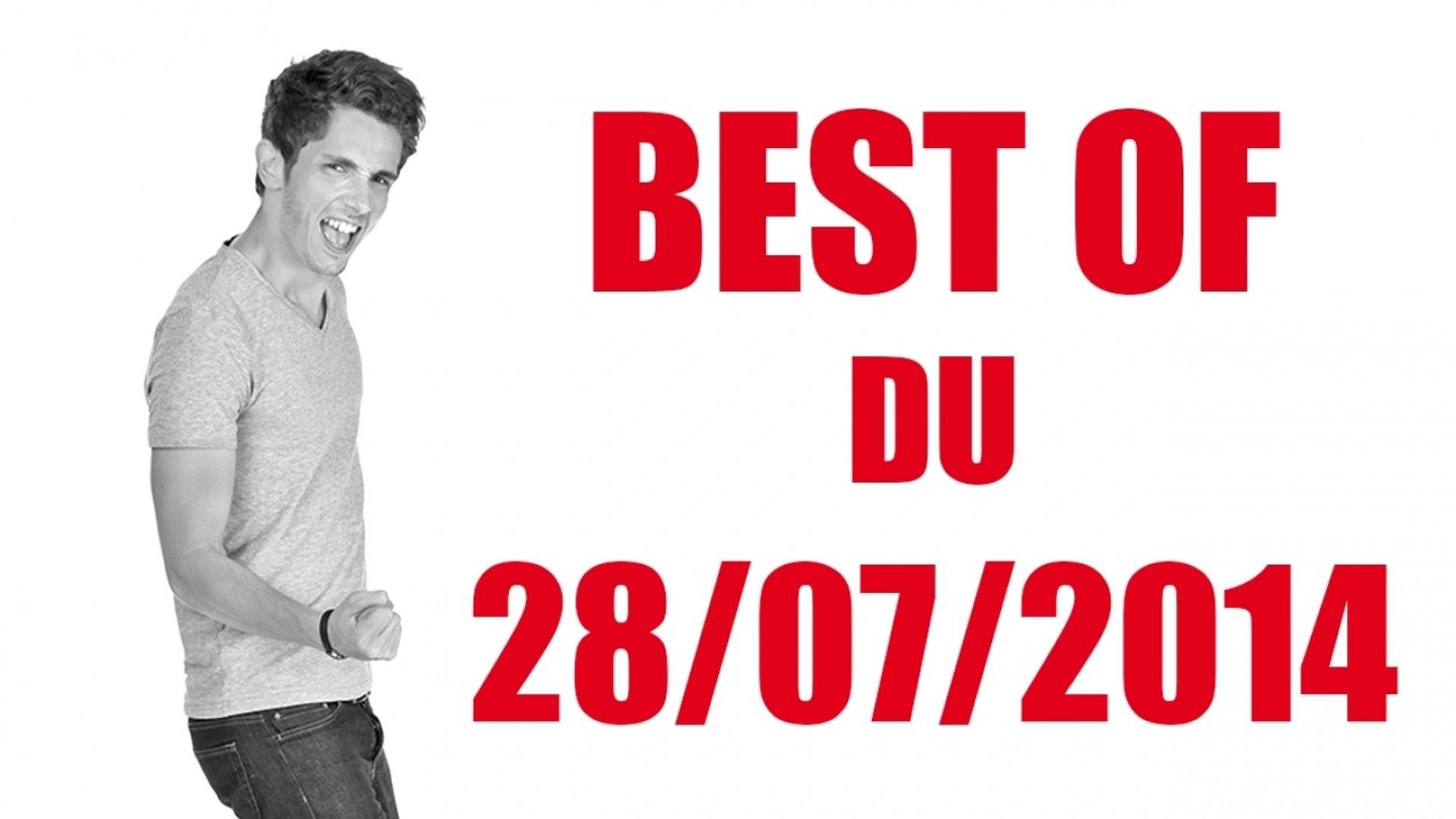 Best of vidéo Guillaume Radio 2.0 sur NRJ du 28/07/2014