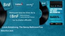 Louis Armstrong, The Savoy Ballroom Five - Beau Koo Jack