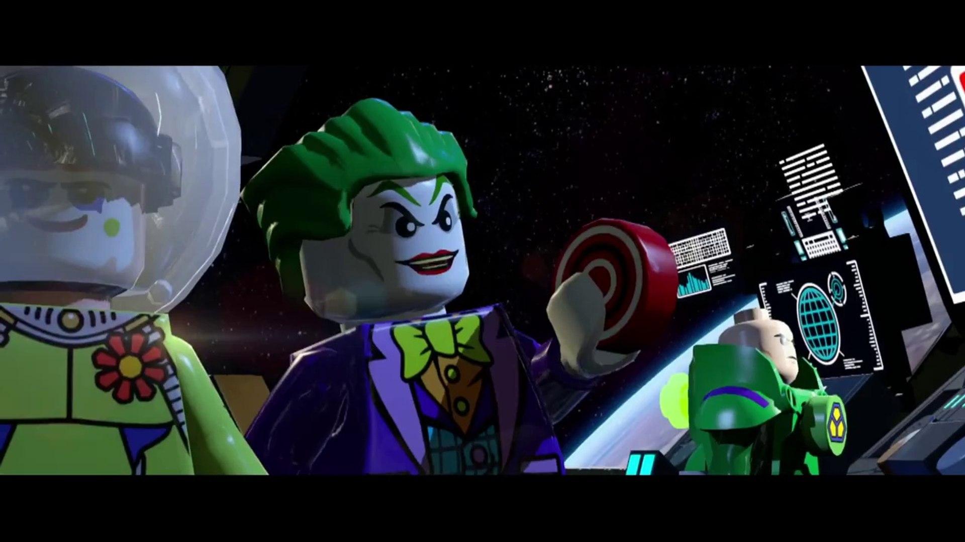 LEGO Batman 3: Beyond Gotham - Behind the Scenes and Gameplay
