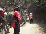 Popular trek Annapurna base camp