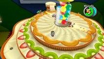 Super Mario Galaxy - Coffre à jouets - Étoile 3 : Rebonds sur le chemin des sucreries