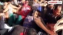 Işid Irak Askerlerini Kamyonlara Yükleyip İnfaz Etti