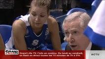 Basket : ESBVA - Moscou '- Demi finale Aller Coupe Europe (27/02/2014)