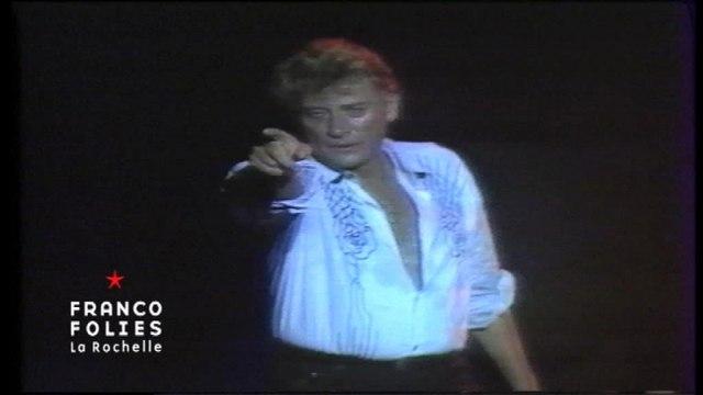 Francofolies 1988 / Johnny Hallyday (live)