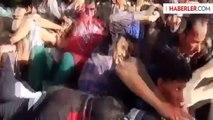 IŞİD Irak Askererini Kamyonlara Yükleyip İnfaz Etti