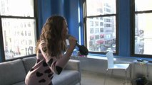 """Nicole Westbrook Performs """"It's Thanksgiving"""" @ Mashable"""