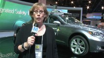 CES 2013:  Why Toyota Won't Call It a Self-Driving Car