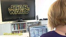 Grown Woman Watches Star Wars for the First Time