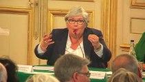Les maires et le pacte républicain - Colloque Odas au Sénat le 4 juin 2014 - Jacqueline Gourault, sénatrice du Loir. et.Cher, Présidente de la délégation sénatoriale aux collectivités territoriales et à la décentralisation.