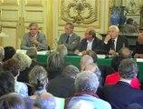 Les maires et le pacte républicain - Colloque Odas au Sénat le 4 juin 2014 - Pierre Marie Charvoz, maire de Saint-Jean de Maurienne