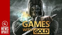 Xbox Live Games With Gold Announced for August - GS News Update