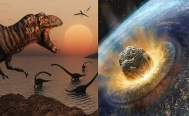 STUDY: Asteroid May Not Be Only Cause Of Dinosaur Extinction