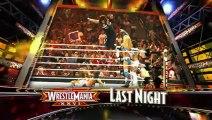 WWE  eve-kelly-kelly-gail-kim-beth-phoenix-mickie-james-vs.