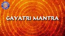 Gayatri Mantra 108 Times With Lyrics - Chanting By Brahmins - Peaceful Chant