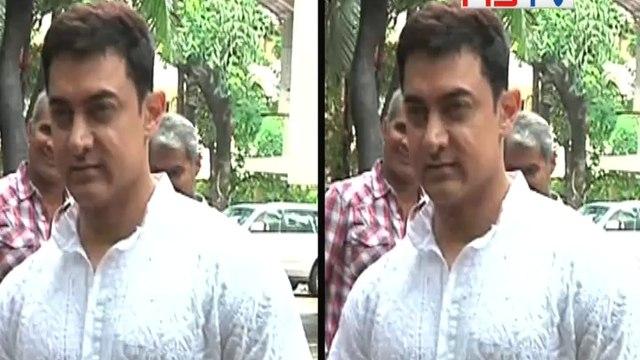 How Aamir Khan celebrates Eid?