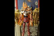 saint seiya. dbz. star wars. figurines