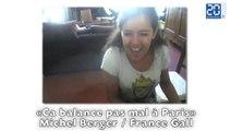 «Alors on chante»: Charlotte interprète «Ca balance pas mal à Paris» de Michel Berger et France Gall