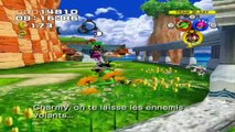 Sonic Heroes - Team Chaotix - Étape 01 : Seaside Hill - Mission Extra