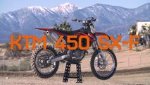 2014 KTM 450 SX-F - 2014 Dirt Rider 450cc MX Shootout