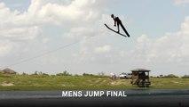 2013 U-21 World Water Ski Championships - Men's Jump Finals