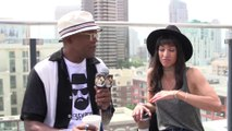 Comic Con 2014- Samuel L. Jackson & Sofia Boutella Interview (HD) Kingsman- The Secret Service