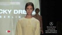 """""""BLACKY DRESS"""" Berlin Fashion Week Spring Summer 2014 HD by Fashion Channel"""