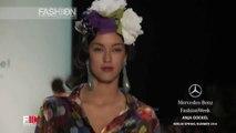 """ANJA GOCKEL"" Berlin Fashion Week Spring Summer 2014 HD by Fashion Channel"