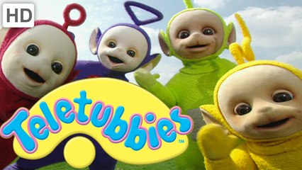 Teletubbies: Stretching Words - HD