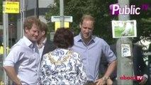 Exclu Vidéo : Les princes Harry et William en visite aux Commonwealth Games 2014 !