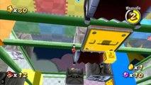 Super Mario Galaxy - Coffre à jouets - Étoile 6 : Les dalles réversibles des planètes enchaînées